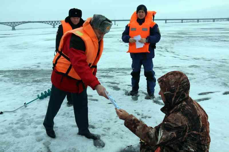 сайт саратовских рыболовов