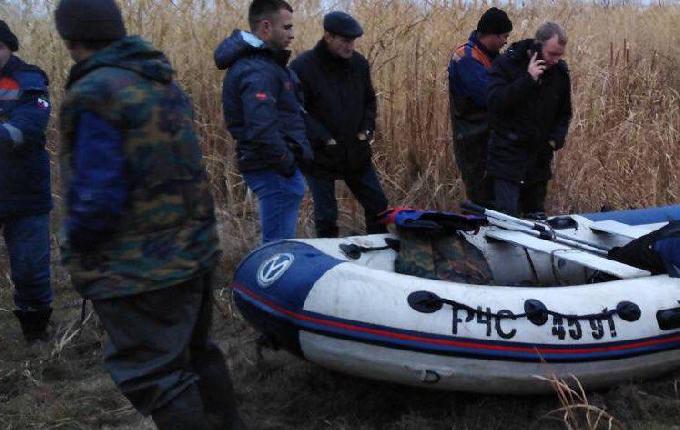 В реке нашли тело рыбака с телефоном в руке