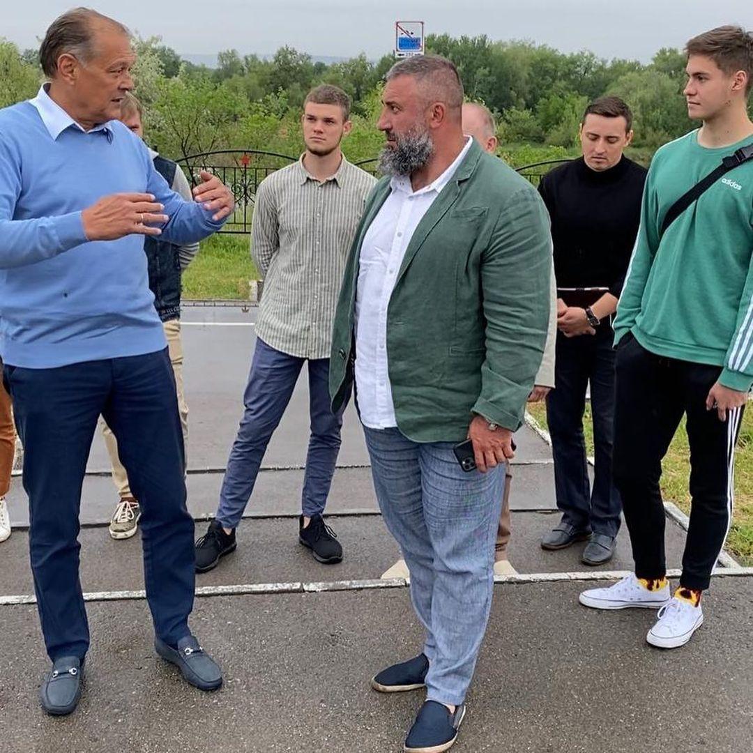 Саратовский силач назвал площадку для третьего фитнес-парка
