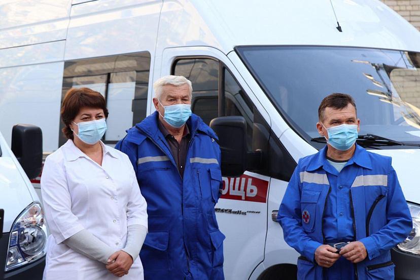 В Саратове врачи скорой помощи будут получать по 60 тысяч рублей