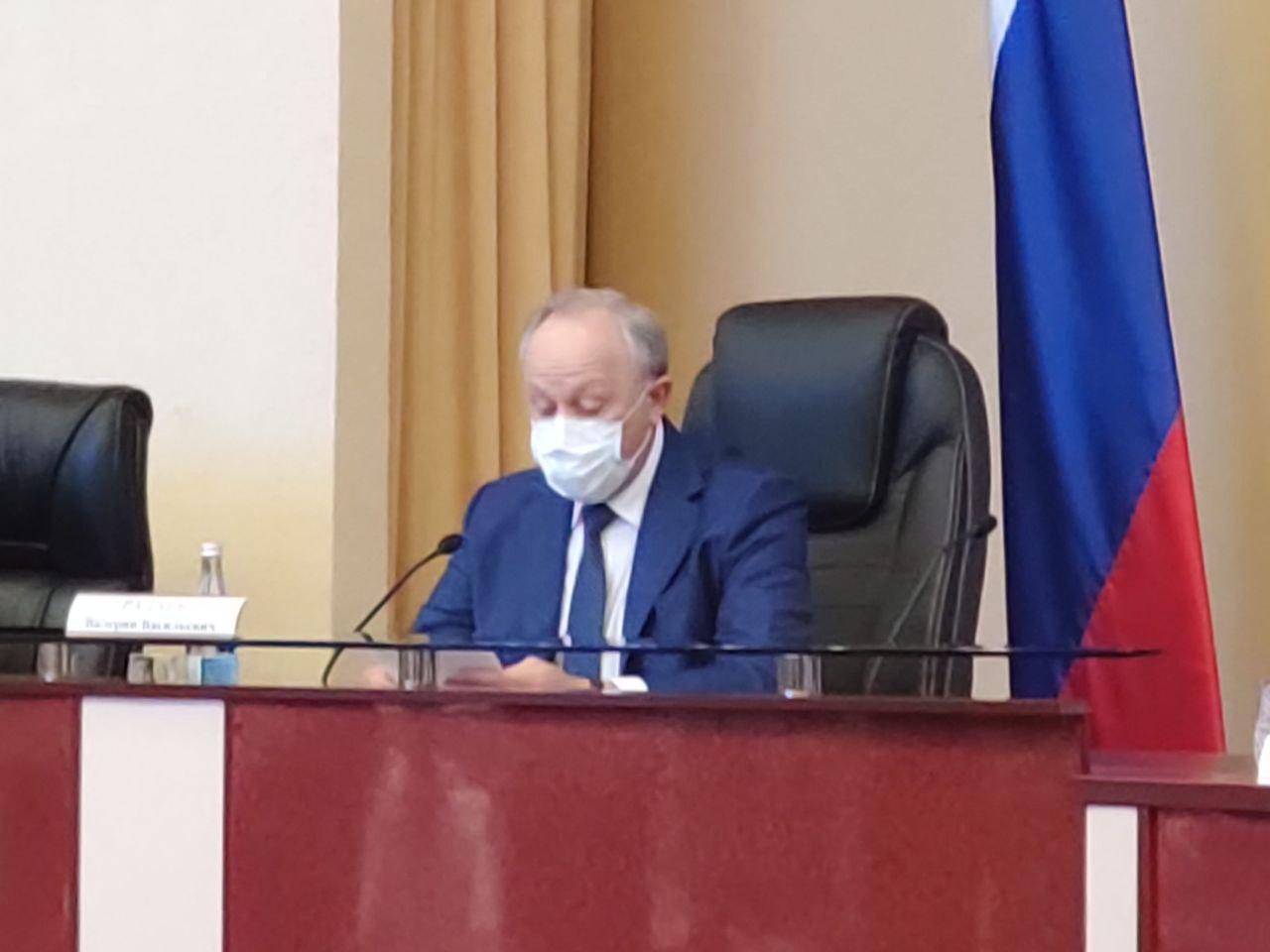 В Саратовской области продлили режим ограничений из-за коронавируса