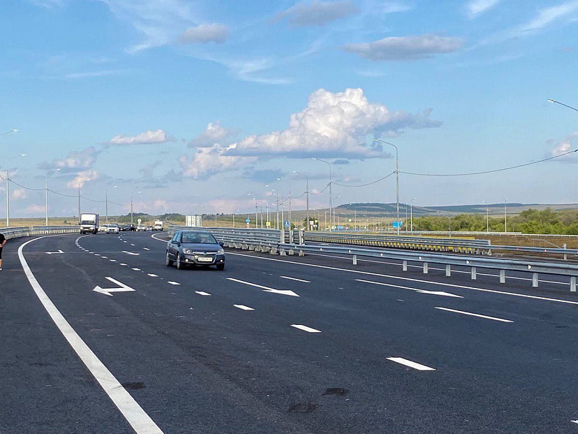 В Саратовской области появилась первая дорога по 3D-технологиям