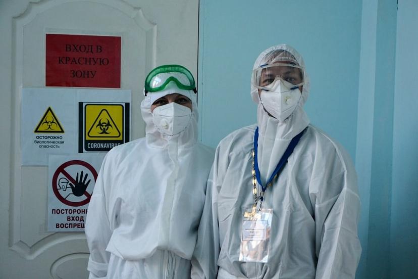 Коронавирусом за сутки в Саратовской области заразились 168 человек