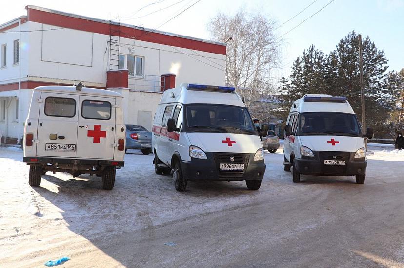 Саратовское здравоохранение в 2020 году получило 3 миллиарда рублей