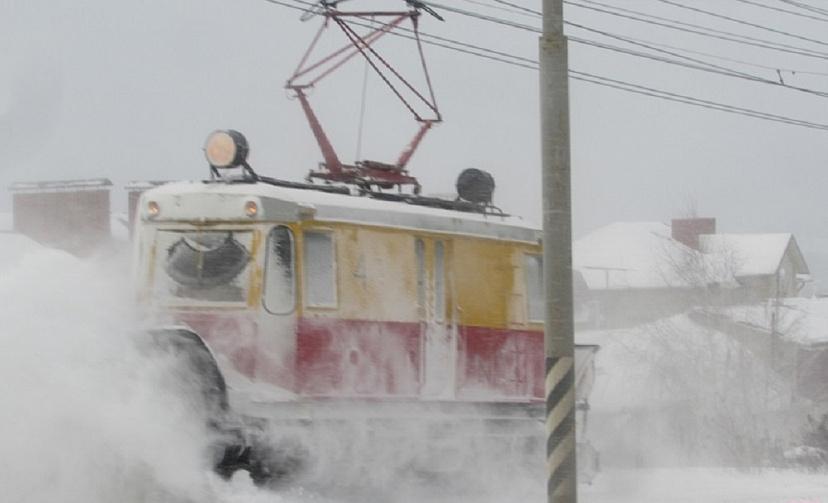 Саратовскую область в выходные ждут метели и снежные заносы